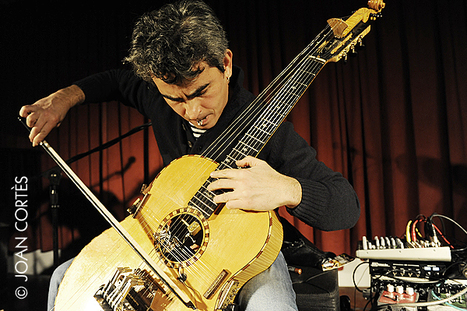 Paolo Angeli (Granollers, 14-2-2013) | JAZZ I FOTOGRAFIA | Scoop.it