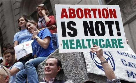 Will Abortion Be Supported By Obamacare against Federal Law? - The Free Patriot   Legislación   Scoop.it