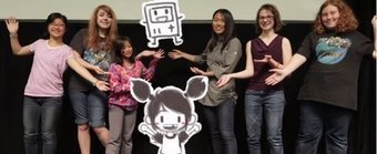 One way to get more new ideas in games: have teenage girls make them | Transmedia 4 Kids | Scoop.it