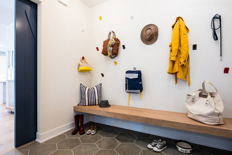 10 astuces déco pour relooker une entrée sans se ruiner | Habitat intérieur | Scoop.it