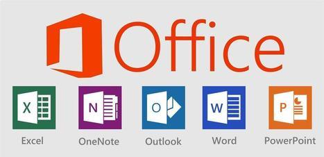 La bêta publique d'Office 2016 pour OS X est disponible | NORINFO - Informatique de gestion | Scoop.it