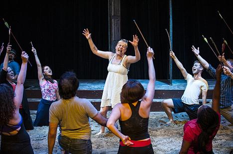'The Death Of Cupid' Reinterprets The Sex Strike Of Aristophanes' 'Lysistrata' | KCUR | OffStage | Scoop.it