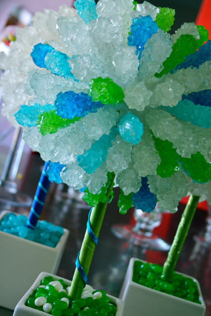 Rock Candy Sticks- Choose Whether to Make of Your Own or Buy Online | Candies | Scoop.it