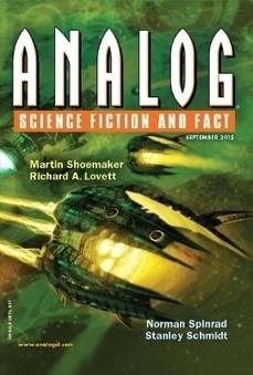 Intergalacticrobot: Analog September 2015 | Ficção científica literária | Scoop.it