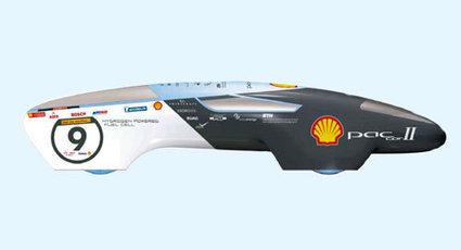 World's Most Fuel Efficient Vehicle (5,385 Km/L) – PAC CAR II | Hi-Tech AES (Automotive Engineering Services) | Scoop.it