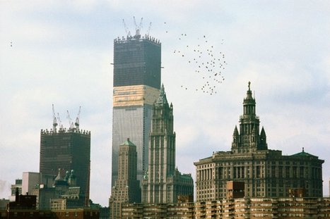 Twin Towers and the Metropolis: 1970-2011   Best of Photojournalism   Scoop.it