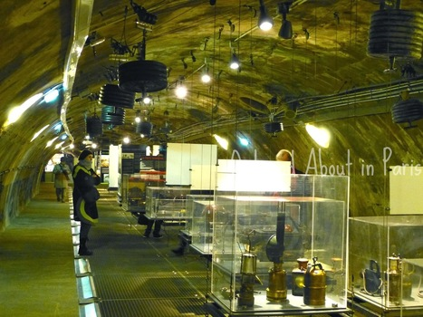 Out and About in Paris: Going Underground for the Smelliest Tour in Paris - The Paris Sewer Museum | Paris Museums | Scoop.it