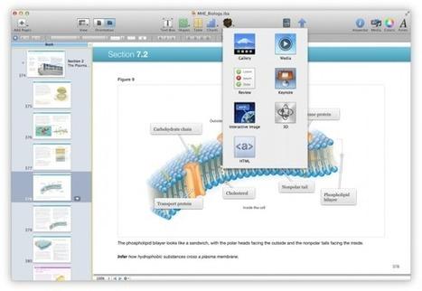 iBooks Author, insérer facilement du contenu html dans ses livres   Frato blog   html5, webapp, mobility, ibooks, bootstrap   Scoop.it