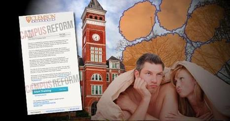 Public university requires students to submit sexual history or face disciplinary action | Diversity Studies | Scoop.it