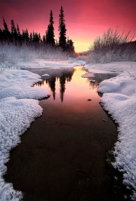 Showcase of Beautiful Winter Photography | Splashnology | Everything from Social Media to F1 to Photography to Anything Interesting | Scoop.it