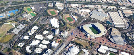 Thanks to sport, a landfill site becomes one the heartbeat of the city of Sydney | Sports Sustainability | Scoop.it