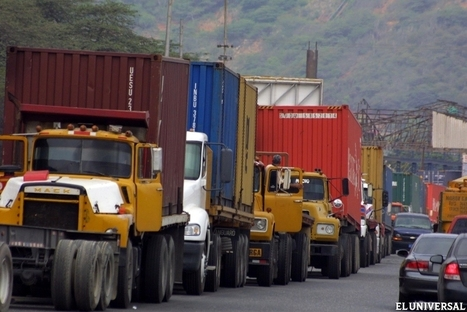 #PicoYplacaGandolero… A partir del lunes restringirán circulación de gandolas en la Gran Caracas | Caracasos | Scoop.it
