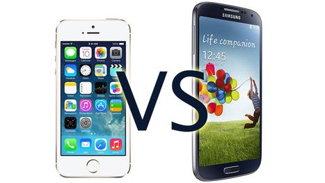 Samsung Galaxy S4 vs iPhone 5S   Marketing operations   Scoop.it