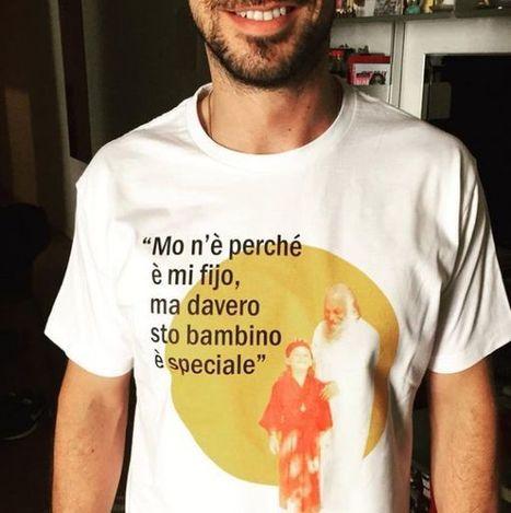 Le più belle frasi di Osho, t-shirt per beneficenza. Da Coccoluto a Delogu, anche i vip la portano   Il tatuaggio di stoffa   Scoop.it