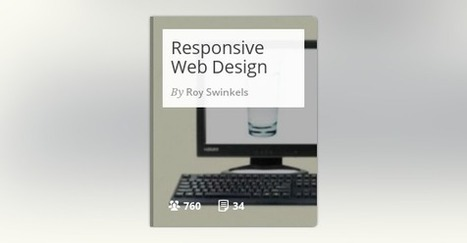 Responsive Web Design by Roy Swinkels | Banksy | Scoop.it