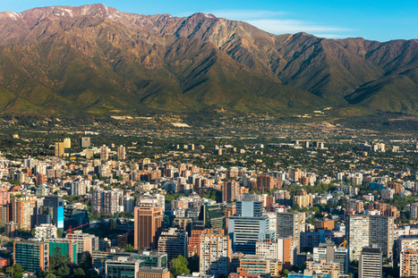 Ciudades Digitales 2015 en Santiago de Chile | Gestión Ambiental y Desarrollo Sostenible | Scoop.it