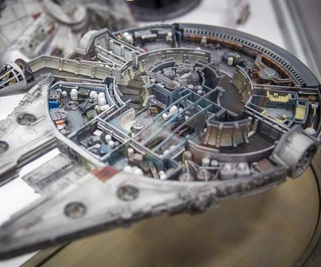 QMx 2016 Spaceship Models   Heron   Scoop.it