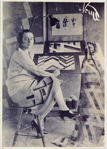 Sonia Delaunay : Textile Artist | For Art's Sake-1 | Scoop.it