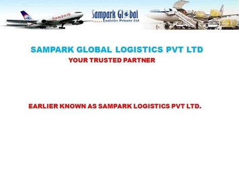 Sampark Group: Logistics Company|Air Train Freight Services in Delhi | Delta Web Services | Scoop.it