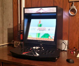 Raspberry PiCade Bartop Arcade Machine powered by Pi   Open Source Hardware News   Scoop.it