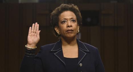 RESCOOP by 3/9 -- Immediately Confirm Loretta Lynch   AP Government & Politics   Scoop.it