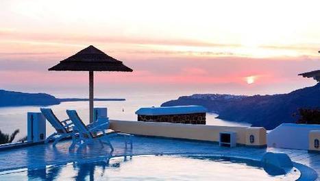 Holiday.gr - SANTORINI PRINCESS HOTEL IMEROVIGLI | Goldenlist | Scoop.it