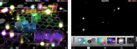 Visual Performer: Yamaha unisce Musica e Grafica - iPhone Italia Blog | Grafica | Scoop.it