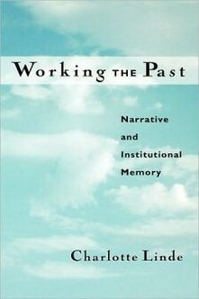 Corp. Culture & Stories: Working the Past -- Book Review | Stories - an experience for your audience - | Scoop.it