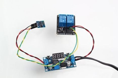 WiFi / Internet Controlled Relays using ESP8266 - Quick, 30 minutes IoT project | Open Source Hardware News | Scoop.it