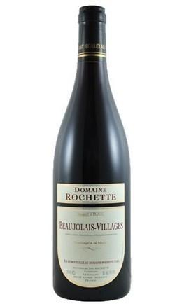 Beaujolais Rouge 2013 - Beaujolais - Domaine Rochette | Les Vins de France | Scoop.it
