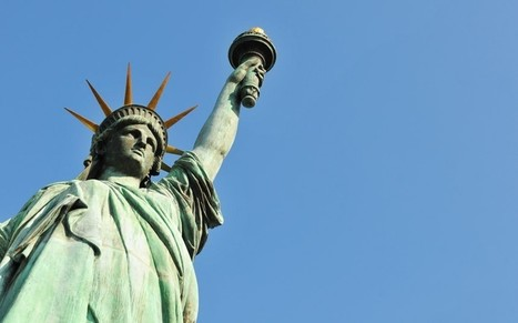 Statue of Liberty: 50 fascinating facts - Telegraph | Immigration | Scoop.it