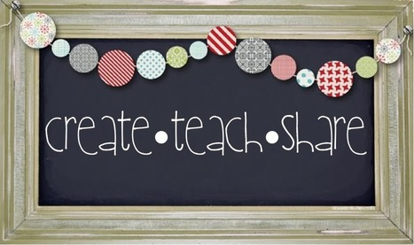 Create●Teach●Share | Curation: Education 230 | Scoop.it