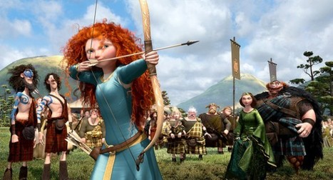 "How to plot like Pixar: ""Brave"" animator tweets secrets of storytelling | Social-Media-Storytelling | Scoop.it"