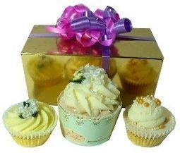 Ballotin de bain Amande Vanille - L'Accro du Bain | L'Accro du Bain boutique de produits pour le bain et savons gourmands:boule de bain, savons de Marseille,savon artisanal,cupcake de bain, savons cupcakes | Scoop.it