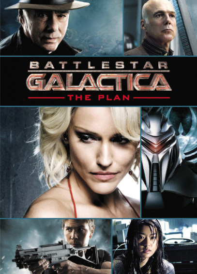 Battlestar galactica : the plan | Nouveautés DVD de la BU Sciences-Pharmacie Tours | Scoop.it