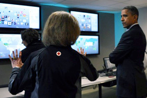 Examples of Social Media Command Centers for the World's Largest ... | SOCMINT | Scoop.it