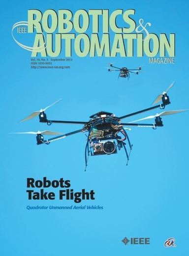 New issue of IEEE Robotics journal does deep comparison of ArduCopter, other open source FCs - DIY Drones | Heron | Scoop.it
