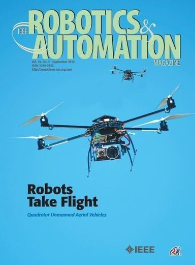 New issue of IEEE Robotics journal does deep comparison of ArduCopter, other open source FCs - DIY Drones | The Robot Times | Scoop.it