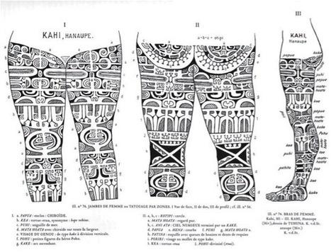 Le tatouage, une pratique à faire rentrer dans les études visuelles   Culture Visuelle (Blog)   Kiosque du monde : A la une   Scoop.it