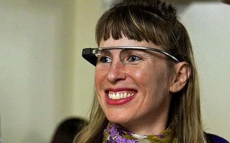 Google Glass attack: tech giant accused of 'killing' San Francisco - Telegraph.co.uk | Nouvelles IHM | Scoop.it