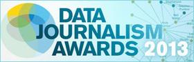 Data Journalism Awards 2013 já está recebendo inscrições  |  @jdaweb | Innovación y nuevas tendencias de los medios y del periodismo | Scoop.it