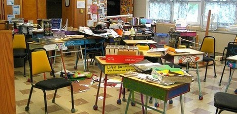 Why Learning Should Be Messy | MindShift | Teaching & Learning | Scoop.it