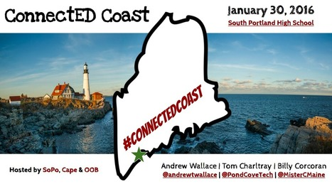 ConnectED Coast Schedule | Beyond the Stacks | Scoop.it