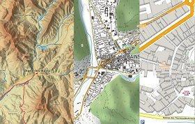 FranceTopo.fr (bêta) : Carte topographique gratuite et libre de la France | Time to Learn | Scoop.it