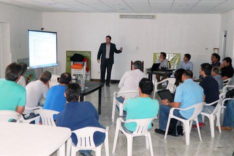 Reunión del Consejo Apícola para definir el Plan Sanitario 2015 - Agencia de Noticias San Luis | Varroosis | Scoop.it