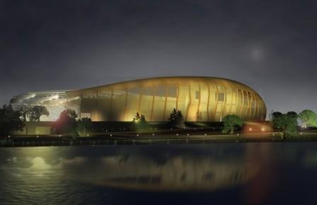Lansdowne Park Sports Center Proposal / Cannon Design | Recreation Gym Business Plan | Scoop.it