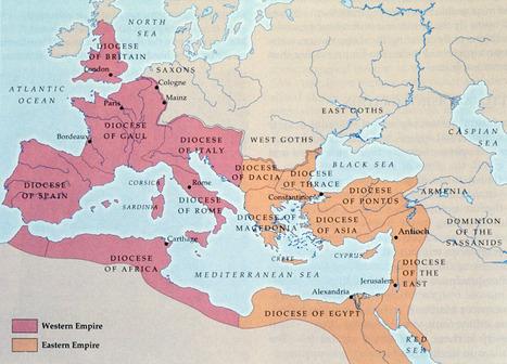 Robert Kaplan: el mapa de Europa y la venganza de la geografía  (I) | paprofes | Scoop.it