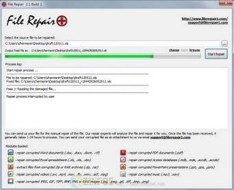 Réparer tous vos fichiers corrompus ou endommagés | Le Top des Applications Web et Logiciels Gratuits | Scoop.it