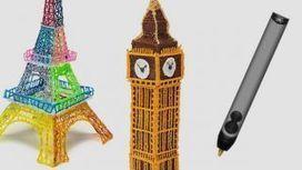WobbleWorks new 3D printer pen is a whole load of fun... | << nekoj stvari | | Scoop.it