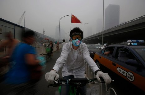 Pollution Leads to Drop in Life Span in Northern China, Research Finds | China Pollution Awareness Network | Scoop.it